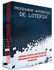 procesador automatico de loteria